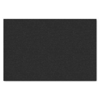 Solid Colour - Black Tissue Paper