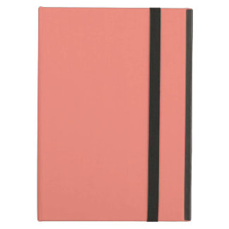 Solid Coral iPad Air Case