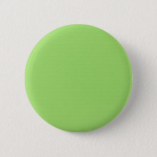 Solid Green 6 Cm Round Badge