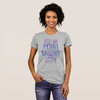 Solid Heart Strong Body T-Shirt