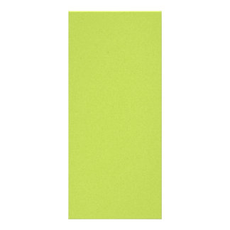 solid-lime BRIGHT LIGHT LIME GREEN YELLOWISH BACKG Rack Card