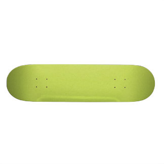 solid-lime BRIGHT LIGHT LIME GREEN YELLOWISH BACKG Skateboard Decks