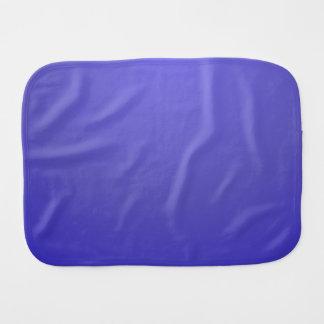Solid Lotus Blue Burp Cloths