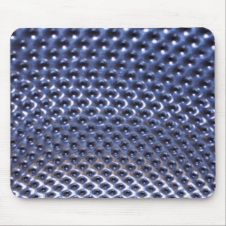 Solid metal with holes - washing machine mouse pad