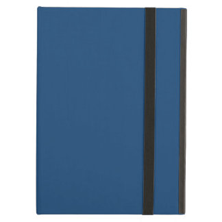Solid Monaco Blue Cover For iPad Air