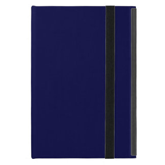 Solid Navy Blue Powis iCase iPad Mini Case