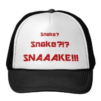 Solid Snake is Dead Cap