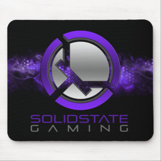 Solid State Gaming Mousepad - Purple