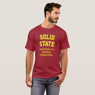 SOLID STATE UNIVERSITY T-Shirt