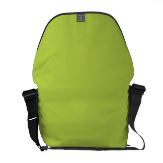 Solid Tender Shoots Green Commuter Bags