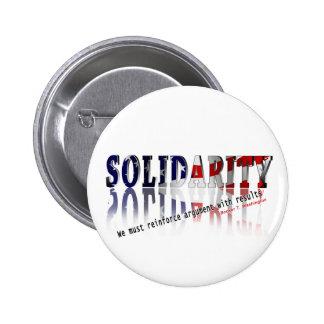 Solidarity BT Pinback Buttons