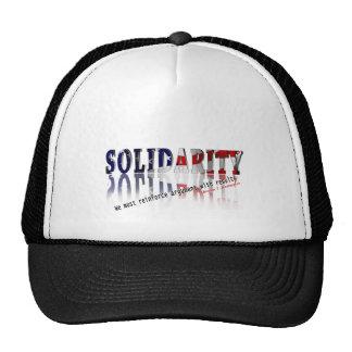 Solidarity BT Trucker Hat