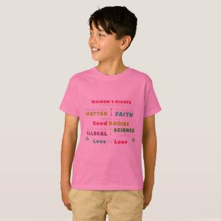 Solidarity Kids T Shirt
