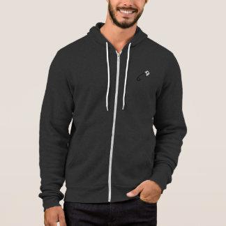 """""""Solidarity"""" - men's fleece zip hoodie"""