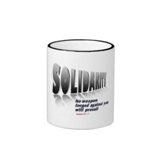 Solidarity W Mug