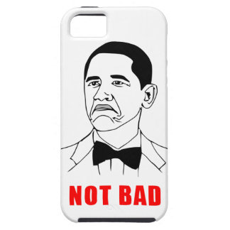 solidchainwear not bad Obama iPhone 5 Covers