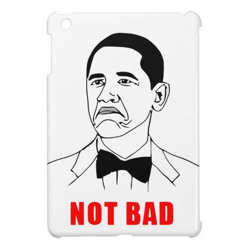 solidchainwear not bad Obama iPad Mini Case