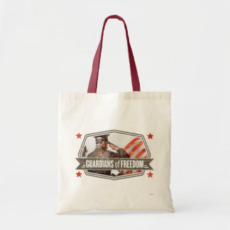 Solider-Guardian of Freedom Tote Bag