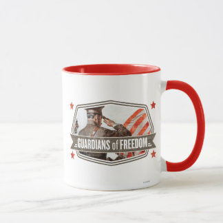 Solider-Guardian of Freedom Mug