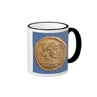 Solidus  of Constantinius II Mug