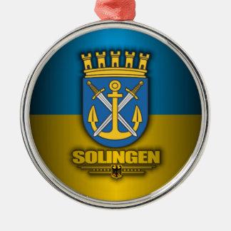 Solingen Metal Ornament