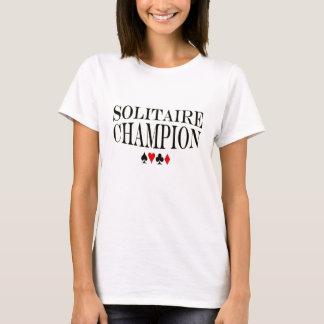 Solitaire Champion T-Shirt