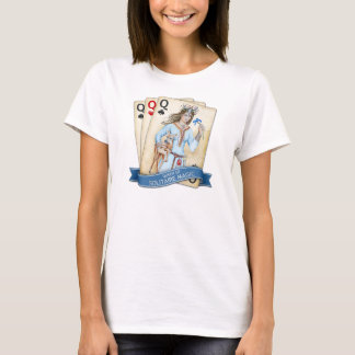 SOLITAIRE Queen T-Shirt