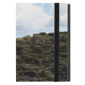 Solitary Figure on a Cliff iPad Mini Case