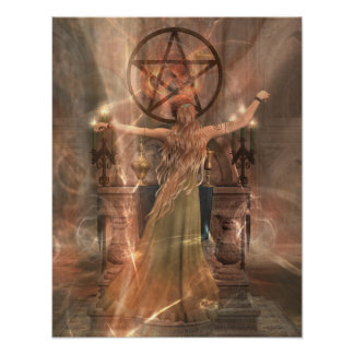 Solitary Magic Poster