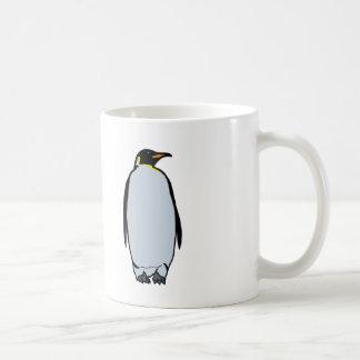 Solitary Penguin Mug