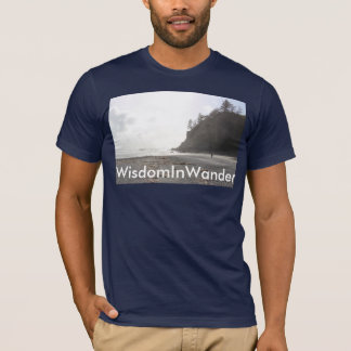 Solitary Wandering T-shirt