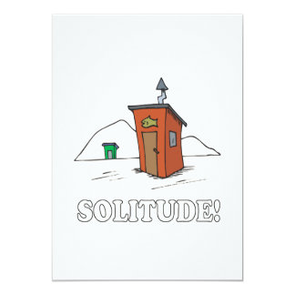 Solitude Card