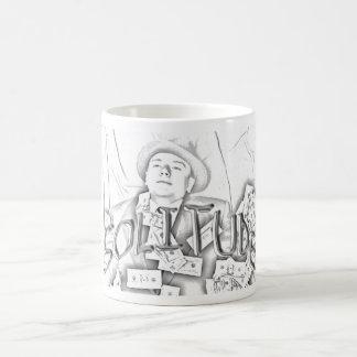 SOLITUDE - Coffee / Tea Cup Basic White Mug