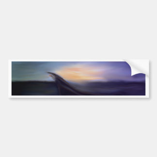 Solitude (multiple products) bumper stickers