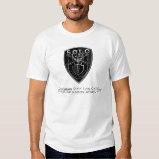SOLO Armpatch Shirt