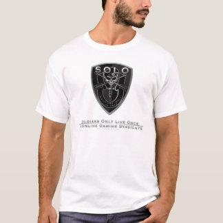 SOLO Armpatch T-Shirt