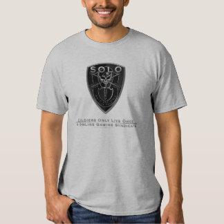 SOLO Armpatch Tshirt