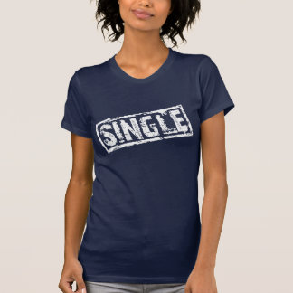 Solo Girl (Fitted Navy) T Shirt