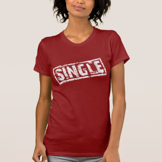 Solo Girl (Fitted Red) T Shirt