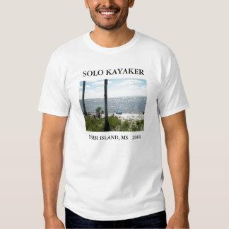 SOLO KAYAKER T-Shirt
