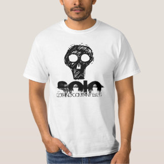 SOLO, o, CLOTHING COMPANY Est. 93 T-shirt
