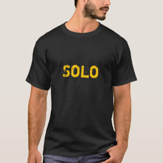 Solo one T-Shirt