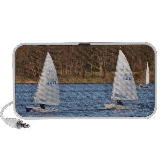 Solo Racing Dinghy Travelling Speaker