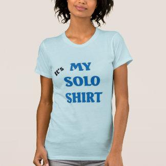 Solo shirt