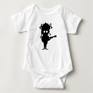 Solo Singer Baby Bodysuit