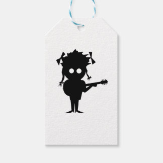 Solo Singer Gift Tags