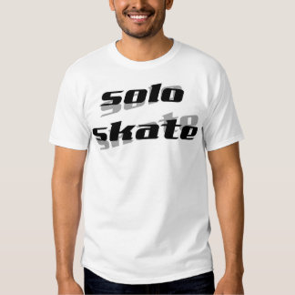 Solo Skate T Shirt