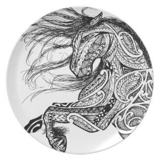 Solofanua Plate