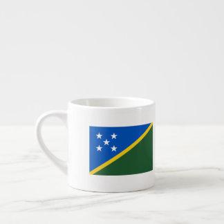 Solomon Islands Flag Espresso Cup