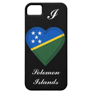 Solomon Islands flag iPhone 5 Cover